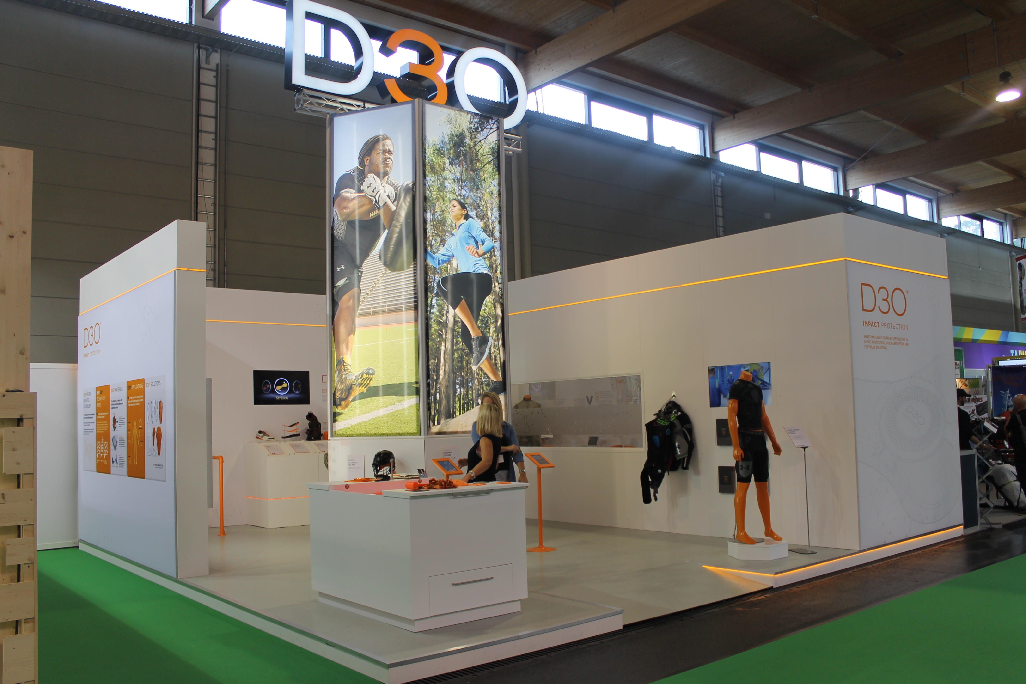 Exhibition Stand Outdoor : Exhibition stand at the outdoor show creator